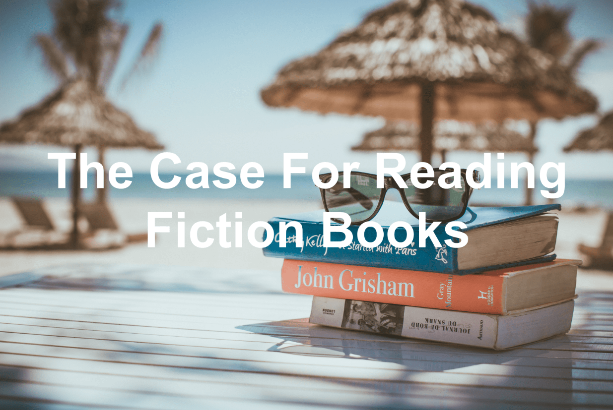 Why leaders should read fiction books