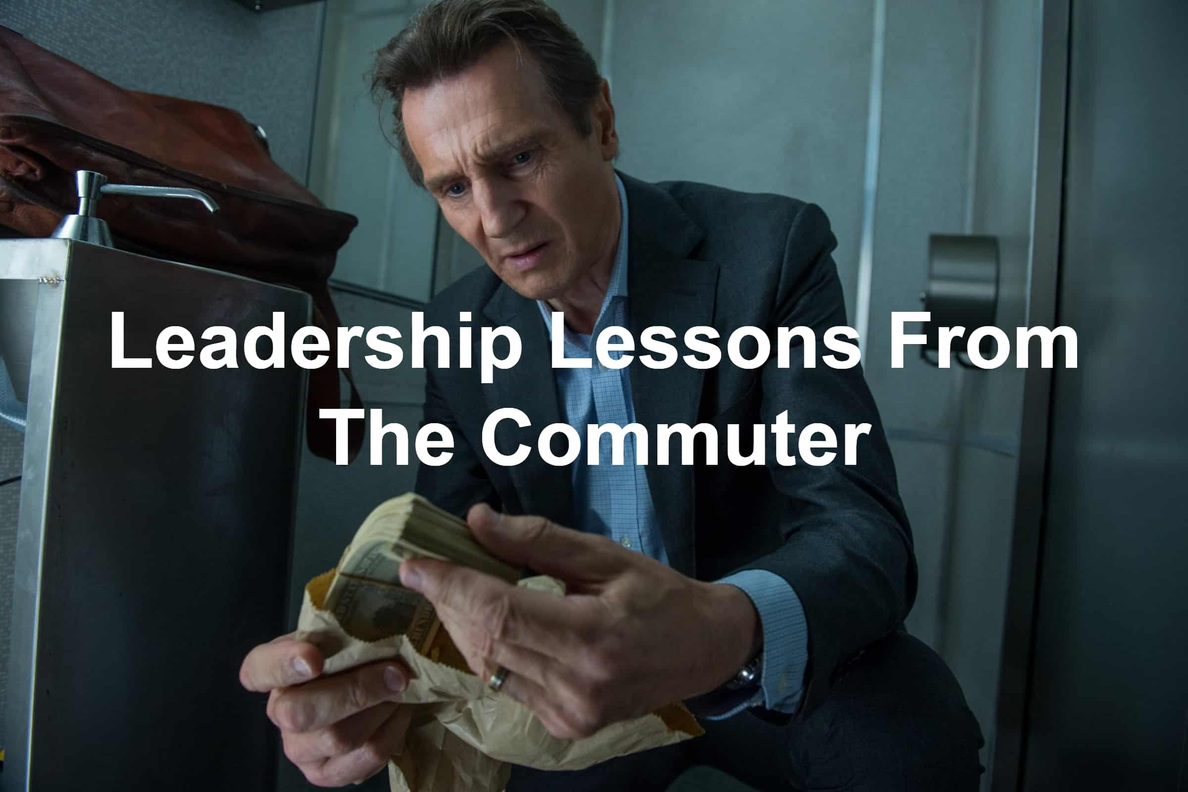 leadership lessons from The Commuter