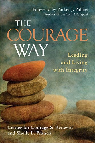 Book cover for The Courage Way