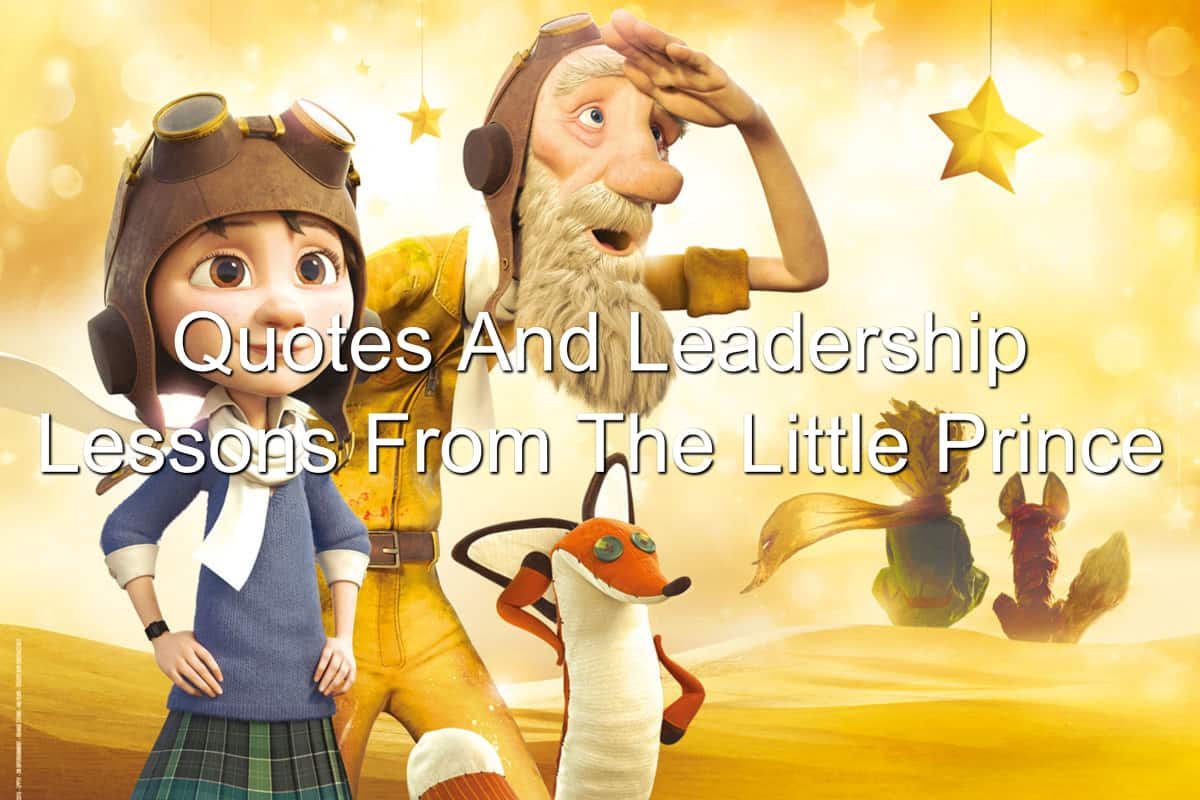 leadership lessons from The Little Prince
