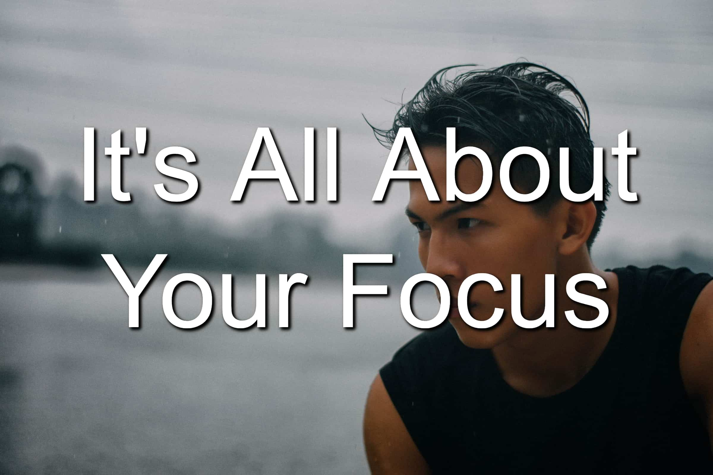 Focus on the right things and you can become a disciplined leader