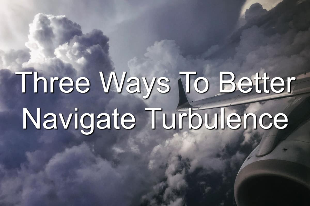 Leadership turbulence and how to face it