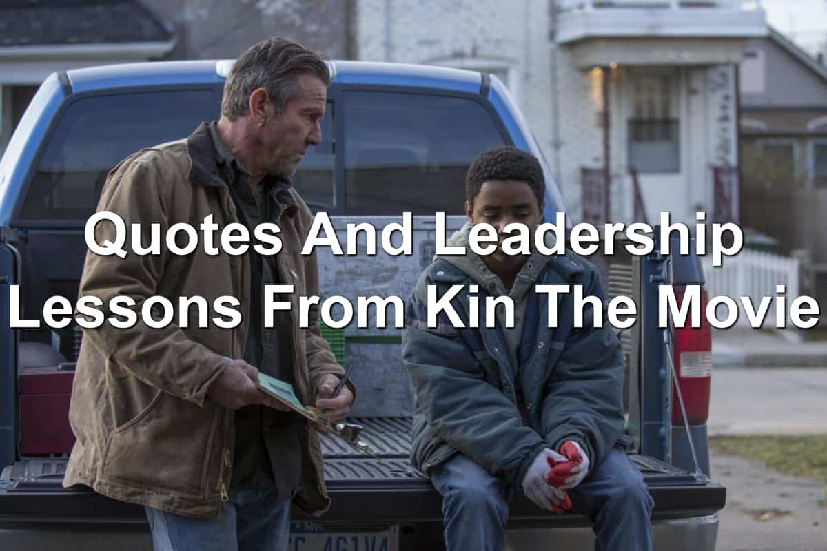 Leadership lessons from Kin