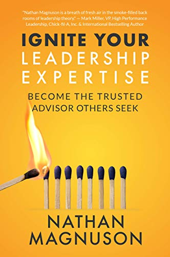 Book cover for Ignite Your Leadership Expertise