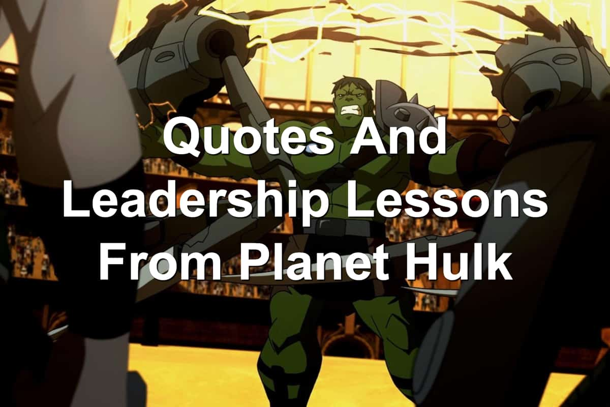 Marvel animated movie Planet Hulk