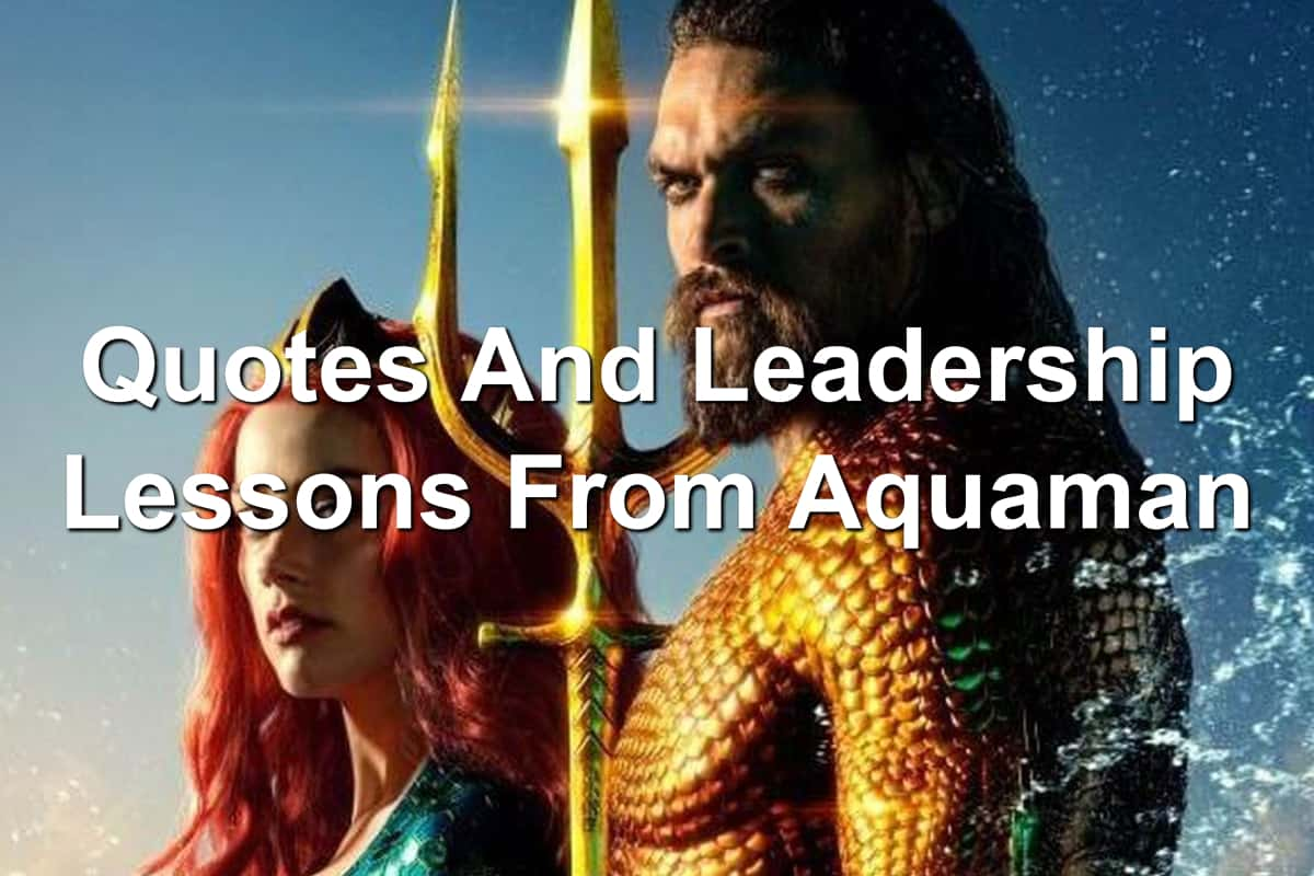 Aquaman (Jason Momoa) and Mera (Amber Heard) Standing Together