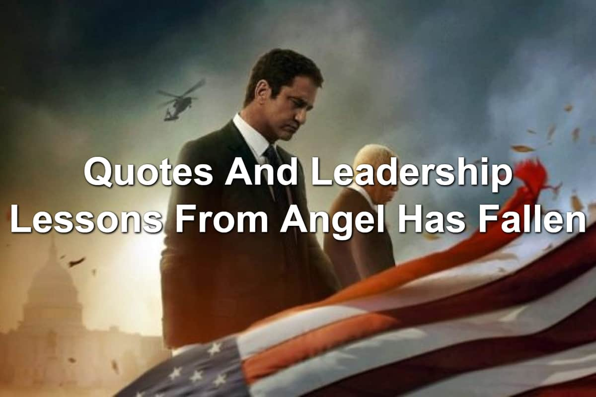 Promotional image for Angel Has Fallen