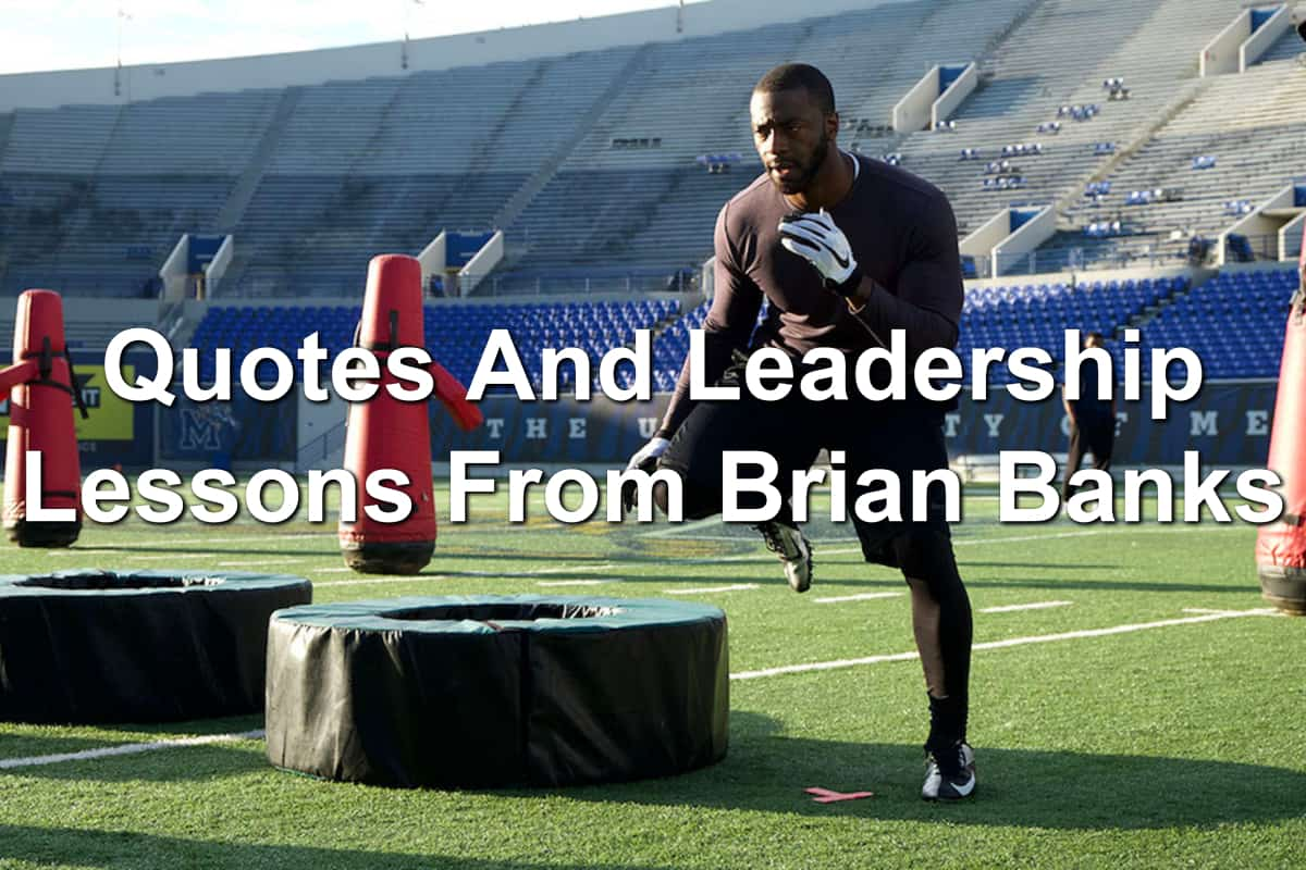 Aldis Hodge as Brian Banks