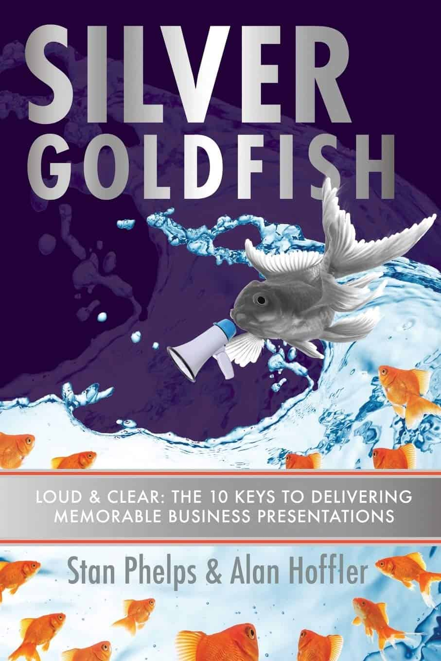 Cover of the book Silver Goldfish