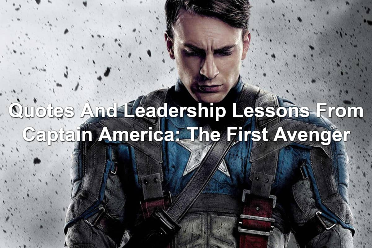 Chris Evans as Captain America in Captain America: The First Avenger promo image